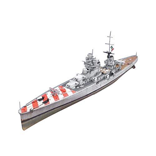 1yess Militar portaaviones Puzzle Kits Modelo, 1/700 Escala