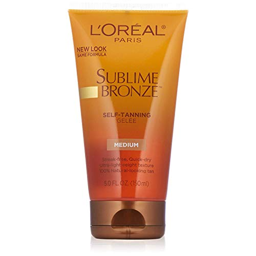 L'Oreal Sublime Bronze Self-Tanning Gelee