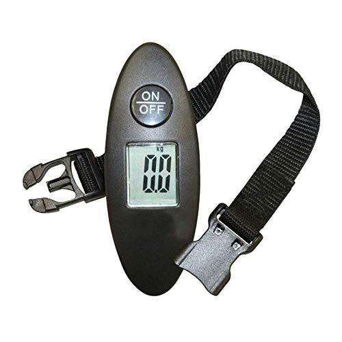 Báscula de equipaje electrónica Digital de 40 kg / 100g, maleta de viaje portátil LCD, báscula de bolsa, báscula colgante, balanza de peso de mano