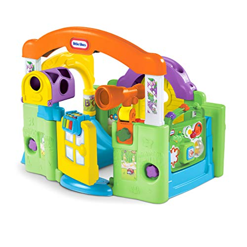 Little Tikes Activity Garden Playset for Babies Infants Toddlers - Playhouse for Developing Motor Skills and Cognitive Ability
