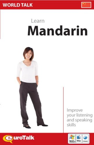 World Talk Learn Mandarin (Mandingo Edition)