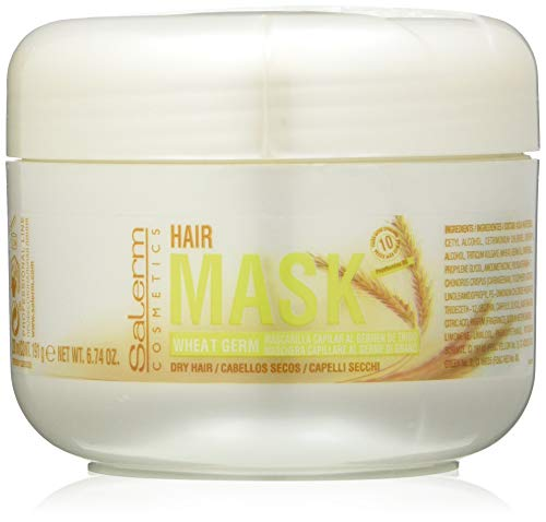 Salerm Cosmetics Wheat Germ Hair Mascarilla - 200 ml