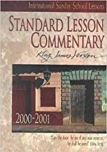 Standard Lesson Commentary 2000-2001