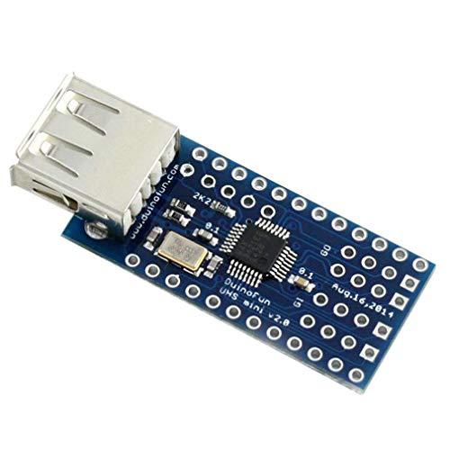 TOOGOO 2.0 ADK Mini USB Host Shield SLR?Herramienta de Desarrollo Compatible SPI?Interfaz para Arduino