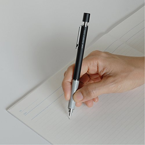 三菱鉛筆シャープペンシフト0.5ブラックM51010.24