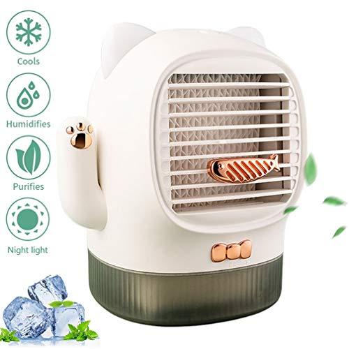 WANGCC Mini Persönliche Klimaanlage,...