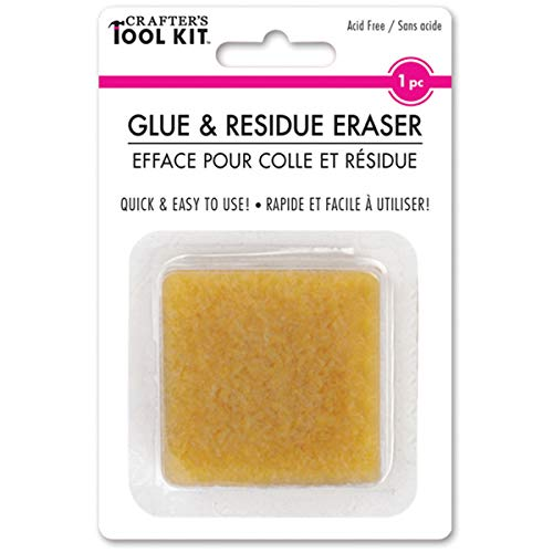 Crafter's Toolkit Glue and Residue Eraser, 0