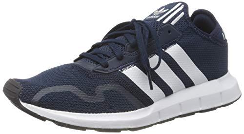 adidas Herren Swift Run X Sneaker, Collegiate Navy Cloud White Core Black, 46 EU