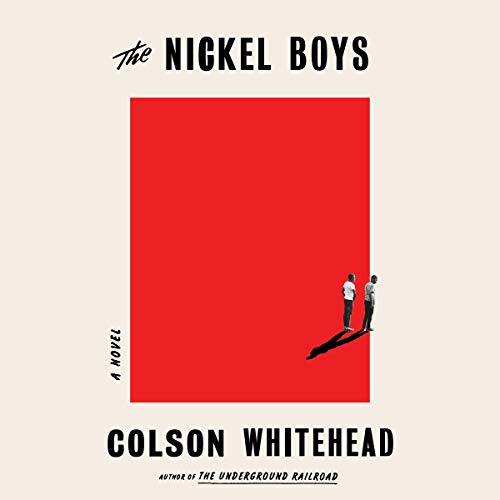 The Nickel Boys audiobook cover art
