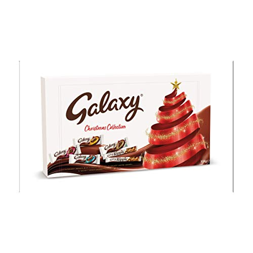 Galaxy Milk Chocolate Collection Selection Box, 244 g