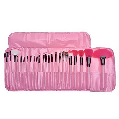 Make-up-Pinsel 24 Sätze Protokolle Senden von Pinseln Makeup Beauty Makeup Tools, 粉色