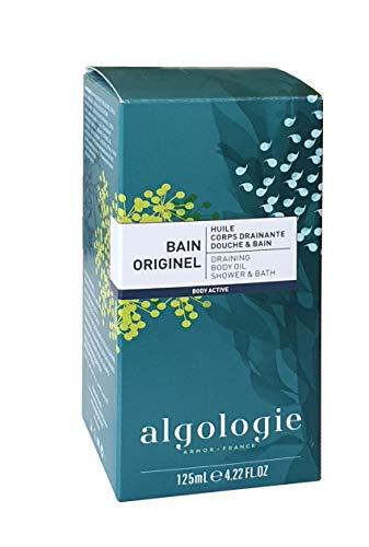 Algologie Huile Corps Drainant Douche et Bain - 125 ml