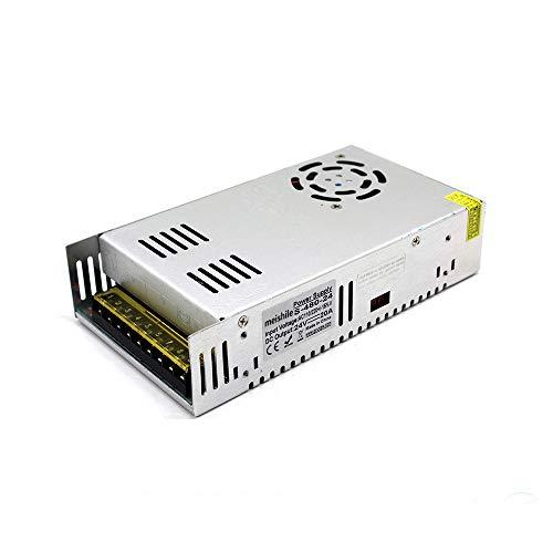 MEISHILE 24V 20A 480W Transformador Convertidor LED Iluminación La Conducción Interruptor Fuente De Alimentación Impresora 3D CCTV Vigilancia De la Cámara Energía Eléctrica 110/220VAC-DC24V