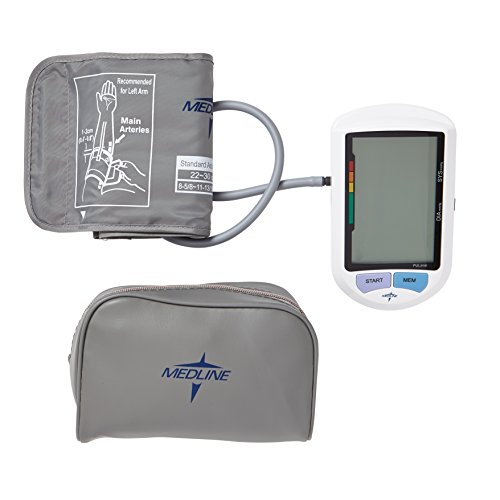 Medline MDS3001 Adult Automatic Digital Blood Pressure Monitor