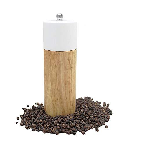 Wooden Pepper and Salt Grinder Kitchen Supply Pepper Mill Salt Shaker By Noger …