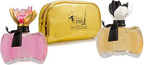 Coffret 2 Parfums femme Paris Elysees collection Petite...