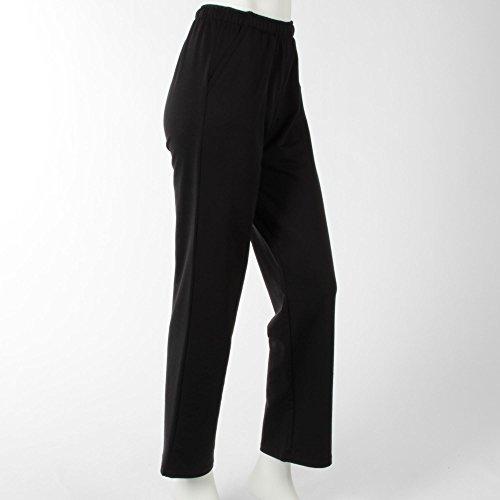 Schneider Sportswear Damen Hose Pisa, Schwarz, 42