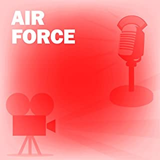 Air Force audiobook cover art