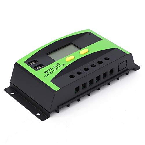 Regulador de carga solar 48V Simple IP32 de gran volumen para luz de calle LED Controlador solar