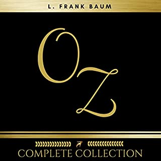 Oz. The Complete Collection cover art