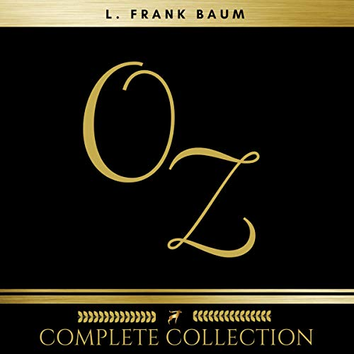 Oz. The Complete Collection audiobook cover art