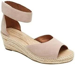 Rockport Cobb Hill Women's Kairi 2 Piece Ankle Strap Wedge Sandal