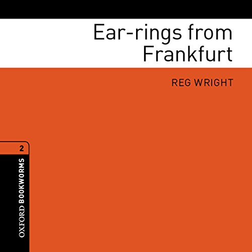Ear-rings from Frankfurt audiobook cover art