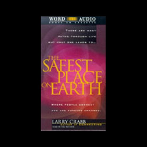 The Safest Place on Earth audiobook cover art