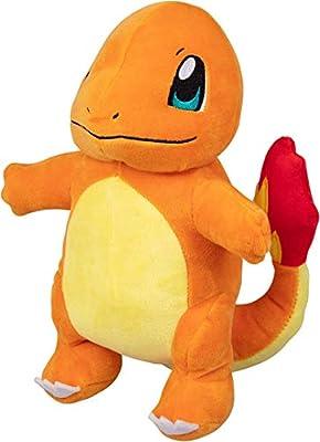 Pokemon 95226 - Peluche de Charmander, 20,3 cm de wicked cool