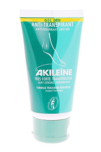 Akileïne Gel-Déo Anti-transpirant 50 ml