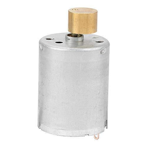 Vibrating Motor,RF370 DC 12V Mini Strong Vibration Permanent Magnet Motors for Massage Device