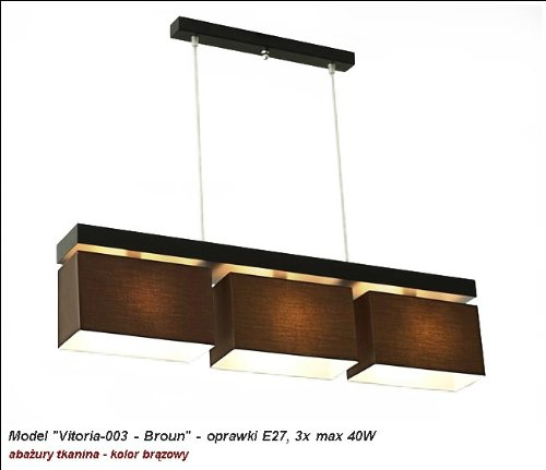 Wero Design Suspension Vitoria-003-Broun