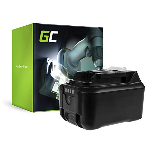 GC® (5Ah 12V Li-Ion celdas) Batería para Makita HP331DSA de Herramienta Eléctrica