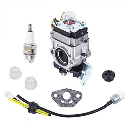 Autoparts Carburetor for Echo SRM2601 SRM2610 PE2601 SRM2400 Trimmer Walbro WYJ-192
