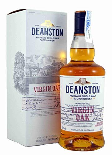 Deanston Virgin Oak Malt Whisky 0,7l