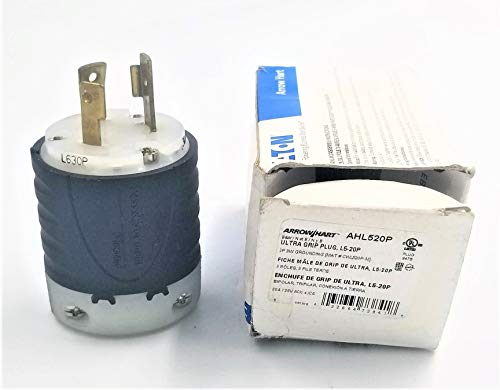 Ahl520p 20a 125v 3-W Cap wiring device
