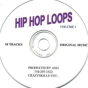 Hip Hop Loops Volume 1