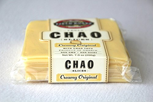 Field Roast Creamy Original with Chao Tofu Chao Slice, 7 Ounce -- 12 per case.