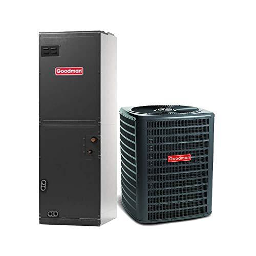 Goodman 5 Ton 14 Seer Heat Pump System (AC and Heat) - GSZ140601 - ASPT61D14