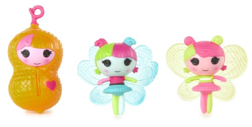 Lalaloopsy Mini Lala Oopsie Littles Doll, 3-Pack (Style 2)