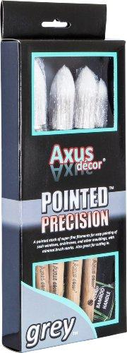 Pinceau de décoration Axus pour finition impeccable - 25,4 mm, AXU/BGPSS4