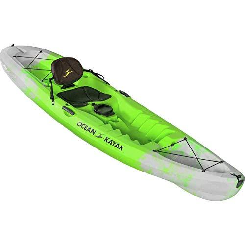 Ocean Kayak Malibu 11.5 Kayak (Envy, 11 Feet 5 Inches)