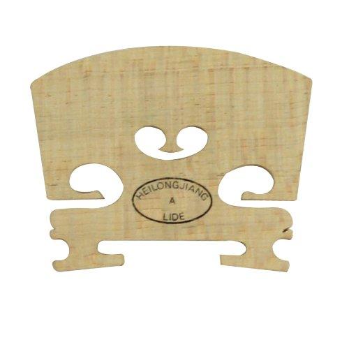 Student Violin Bridge Fine Maple Size 3/4
