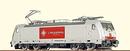 Brawa 43805 Elektrolokomotive TRAXX Reihe 186 der Crossrail