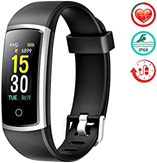 Fitness Tracker With Blood Pressure HR Monitor - 2019...