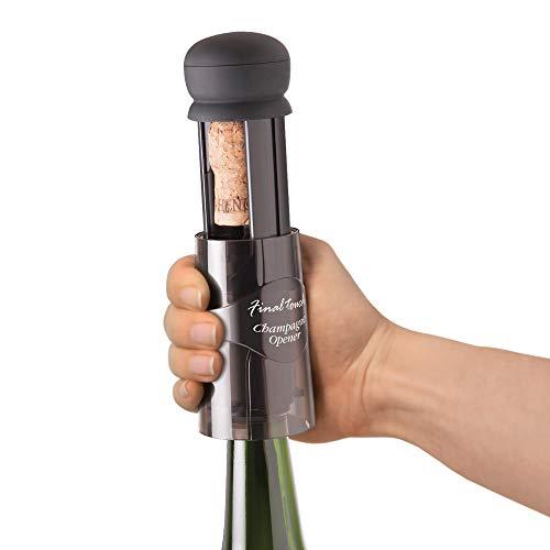 Final Touch Champagneröffner.