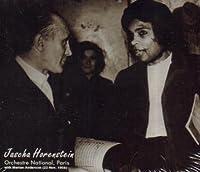 Jascha Horenstein: The Complete Paris Concert of November 22, 1956 by Marlan Anderson