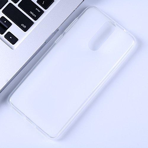 Ecoye Cubot Power Hülle TPU Silikon Weich Case Tasche Ultra-dünne Kamera Schutz Stoßdämpfung Schutzhülle Handyhülle Slim case Rückschale Für Cubot Power