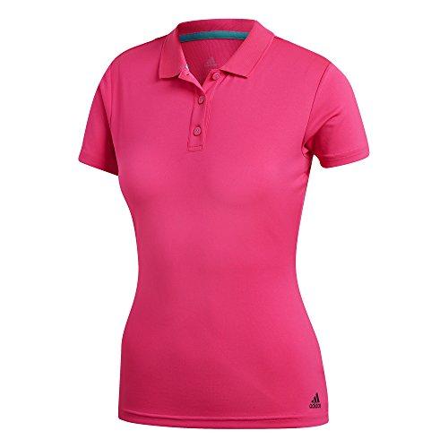 adidas Club Polo - Polo, Mujer, Rosa(ROSSHO)