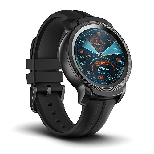 Image of TicWatch E2, Waterproof Smartwatch with 24 Hours Heart Rate Monitor, Wear OS by Google, Compatible with Android and iOS: Bestviewsreviews